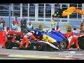 F1 2016 MOD Kariera |  Mod na zniszczenia ! |  GP Hiszpani #87