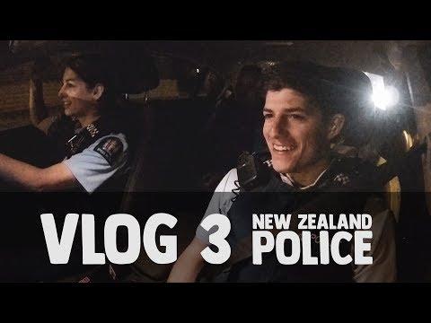 New Zealand Police Vlog 3: Police Fitness!