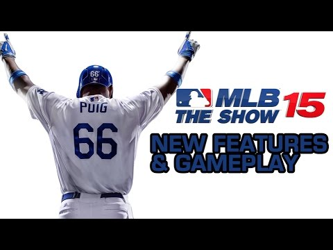 New Features and Gameplay - MLB 15 The Show