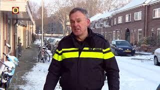 Auto in woonwijk in brand gestoken in Tilburg