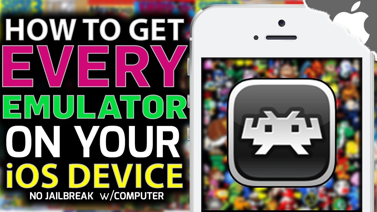 Complete Guide to Installing RETROARCH EMULATOR on your iOS 9 Device (NO  JAILBREAK) iPhone iPad iPod