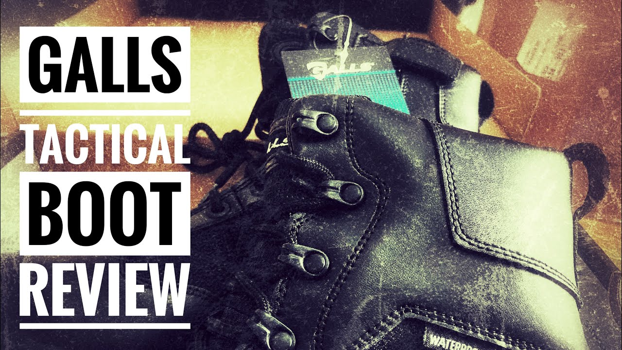 8deb6e929f9 Product review: GALLS G-TAC ATHLETIC 6