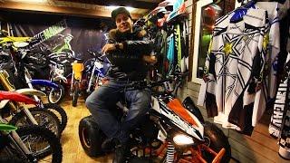 Обзор подросткового квадроцикла MOTAX T-Rex от Ромы Питбайк Маркет