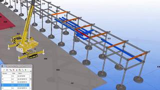 Tekla North America Bim Awards 2012 / Central California Modular Pipe Rack