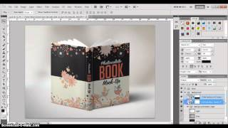 Photorealistic Book Mock-Up | How to use?