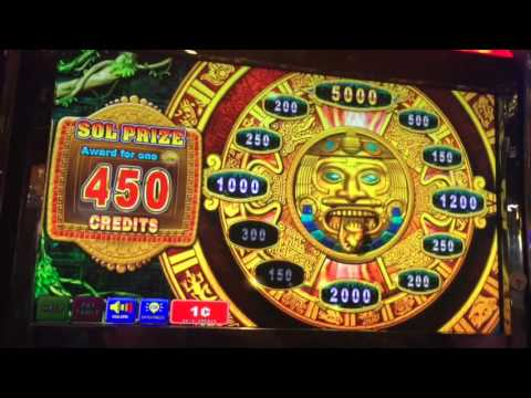 Rules of Aztec Gold Video Slot