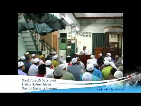 Ustaz Azhar Idrus(UAI)-Soal Jawab-Nikah Misyar