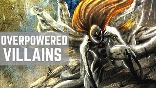 Top 10 Overpowered Villains in Anime
