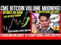 BITCOIN VOLUME SLOWING DOWN!! BIG MOVE COMING?!  Goldman Sachs Says