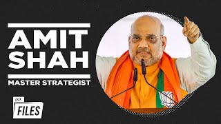 Amit Shah: Rise of BJP's Master Strategist | Rare Interviews | Crux Files