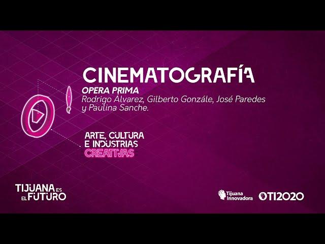 CINEMATOGRAFÍA: ''OPERA PRIMA''