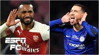 Is a Chelsea vs. Arsenal final destined to happen? | Europa League