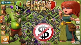 Estou pobre no Clash of Clans #SQN (NÃO REPITAM ISSO EM CASA)