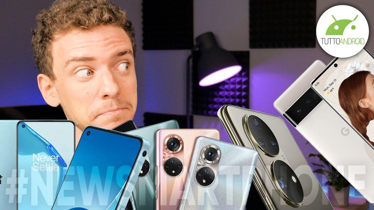 Download Arrivano i PIXEL 6, ONEPLUS cambia, Huawei e Honor ripartono MA non solo! | #NewSmartphone Ottobre