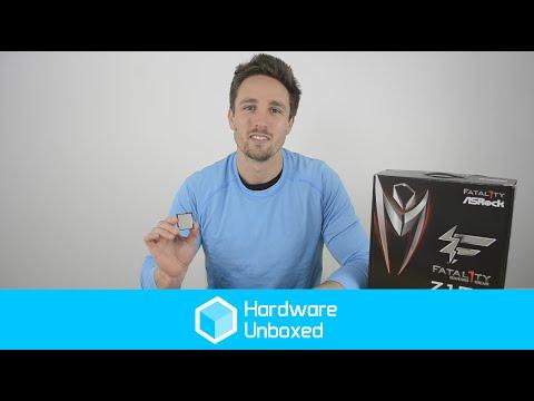 Intel Core i7-6700K: Skylake Benchmark Review