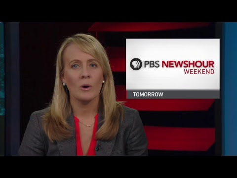 PBS NewsHour Weekend full episode Nov. 11, 2017