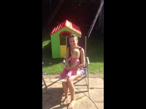 Lisa Aldridge ALS Ice Bucket Challenge