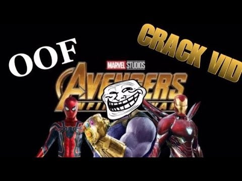 Avengers Infinity War Ultimate Crack Vid