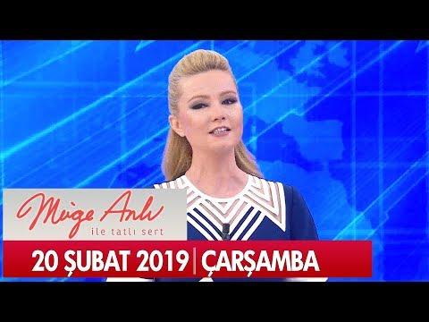 Müge Anlı ile Tatlı Sert 20 Şubat 2019 Çarşamba- Tek Parça