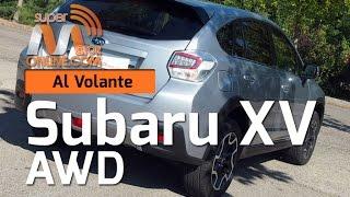 Subaru XV 2016 / Al volante / Prueba dinámica / Review / Supermotoronline.com
