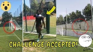 Marcelo Cúmple El Reto de Balotelli | Marcelo Responds To Balotelli Challenge