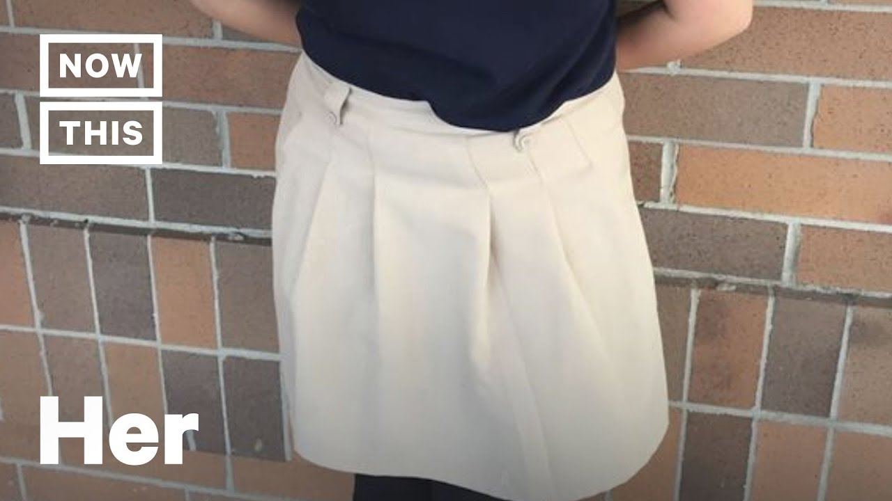 e4ac0a1902 How These Girls Beat Their School's Dress Code | NowThis - YouTube