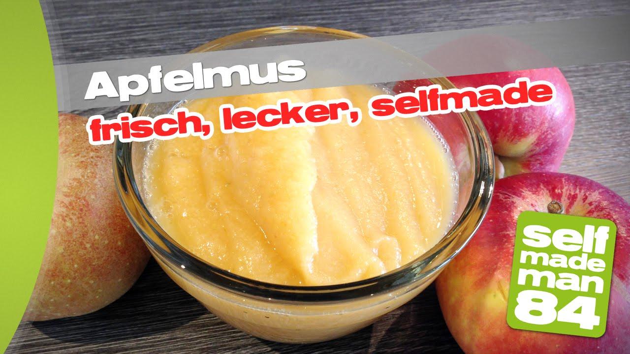 Thermomix Tm5 Leckeres Apfelmus Selfmademan84 Youtube