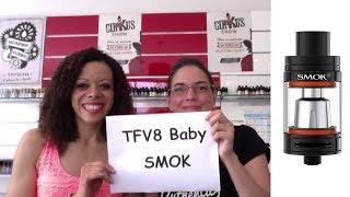 [TUTO] CLEAROMISEUR TFV8 BABY de SMOK