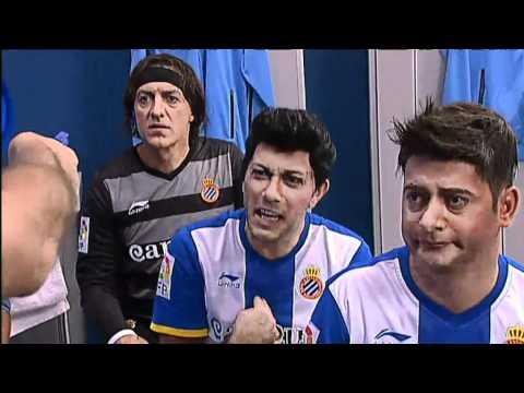 Els nous jugadors de l'Espanyol  - Crackòvia - TV3