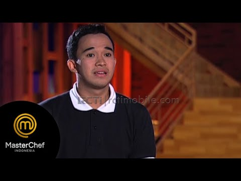 Anwar tetap semangat ya di luar sana [Master Chef Indonesia Session 4] [15 Agustus 2015]