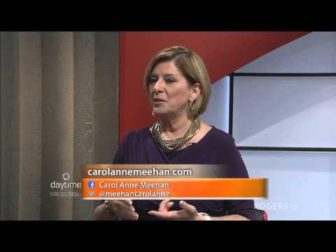 Carol Anne Meehan's new blog