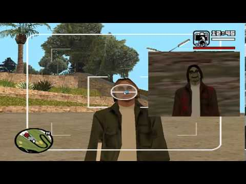 Gta San Andreas Misteri Il Pedone Leatherface
