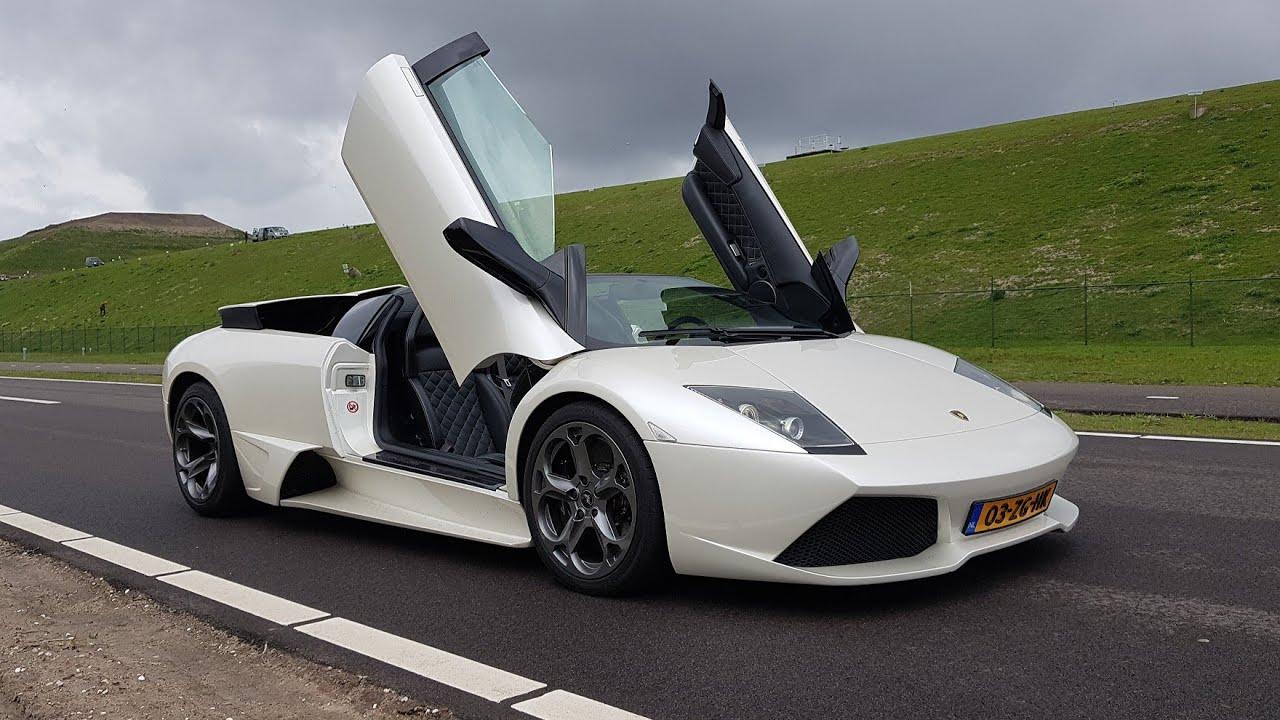 Lamborghini Murcielago Lp640 Roadster Straight Piped Fi Exhaust