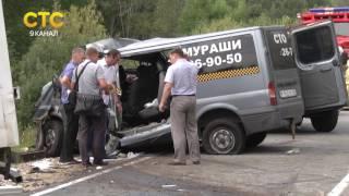 Авария на трассе Вятка