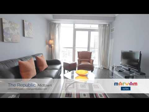 The Republic - Midtown Toronto Short Term Rentals