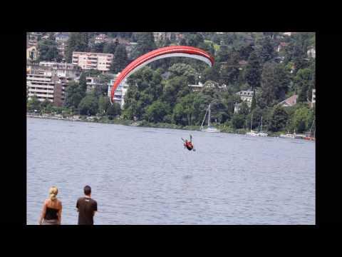 Paragliding Montreaux