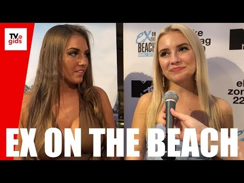 Ex on the Beach - Stacy & Viktor: 'De eerste aflevering was nog braaf...'