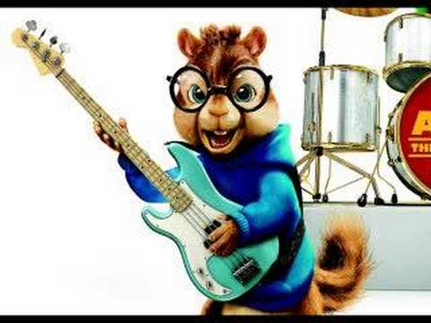 The Chipmunks - I Like Big Butts...