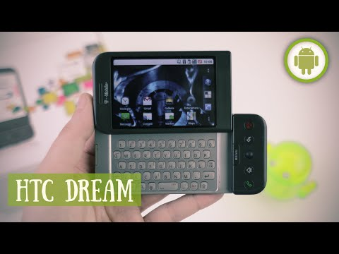 HTC Dream, la vintage review