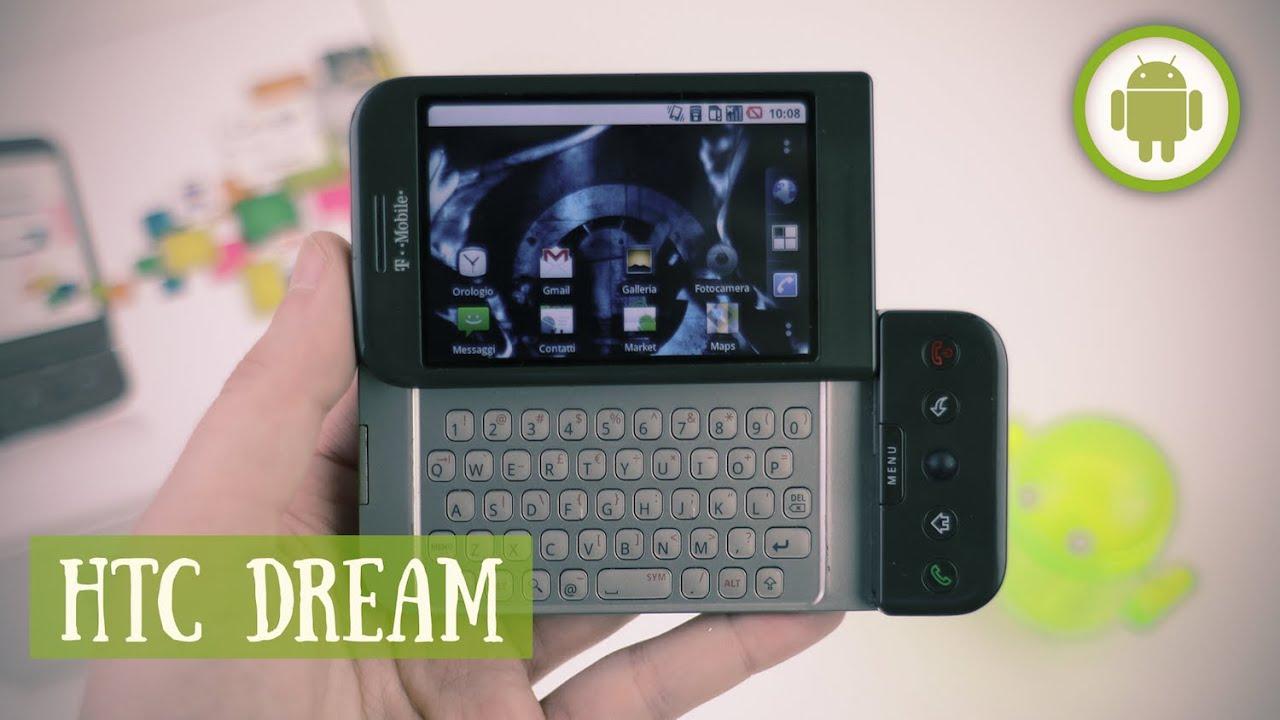 htc dream la vintage review youtube rh youtube com T-Mobile HTC 1 HTC G1 Software