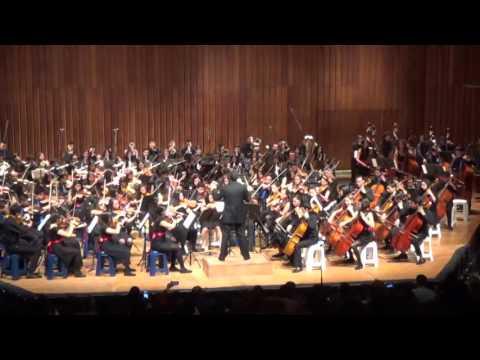 Los Hijos de Sánchez Chuck Mangione, Red de Orquestas Batuta Bogotá, 25 años