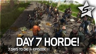 7 Days to Die Xbox One Gameplay Part 11 -