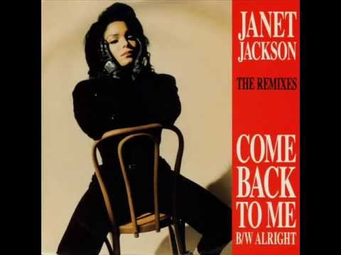 Janet Jackson - Come Back To Me (心碎 Mix) (Instrumental)