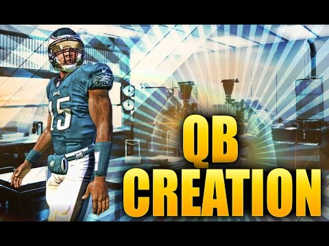 Madden 16 Career Mode Gameplay - My Mobile QB Creation