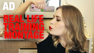 Real Life Training Montage! | AD