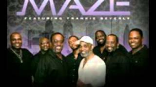 Maze ft Frankie Beverly - Before I Let Go