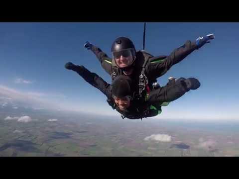Skydiving Kiwi: New Zealand Skydiving @Ashburton