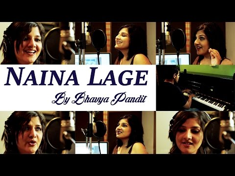 Naina Lage (Female) | Being Indian Music Ft.Bhavya Pandit | Jai - Parthiv