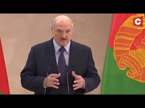 Лукашенко: Батька безумный, видите ли! Не знает, как лечить людей! Да я сам был в это очень погружен