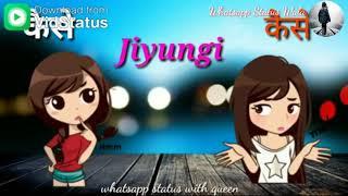New Whatsap Status Walavide song Kaise jiyungi Kaise Bata De Mujhko Tere Bina Tera Mera Jahan ha le
